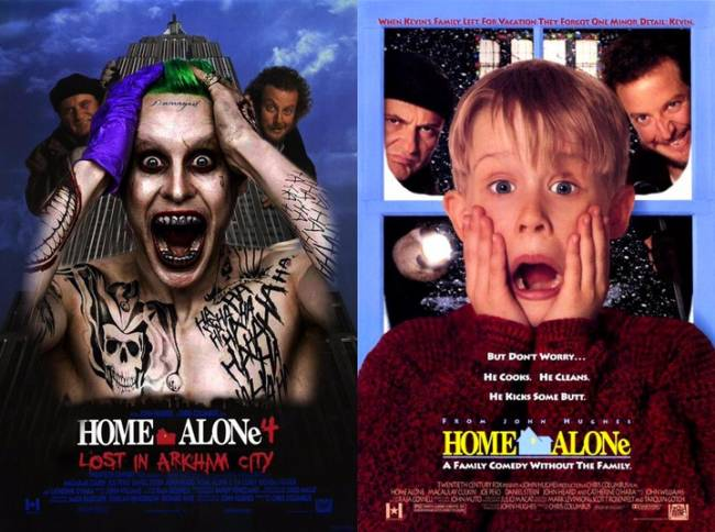 Home Alone Joker