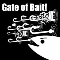 Gate to bait
