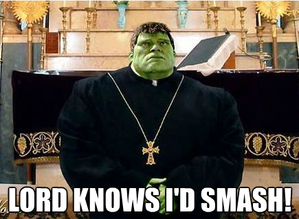 Lord Knows Id Smash Memes