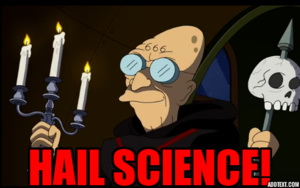Hail science!