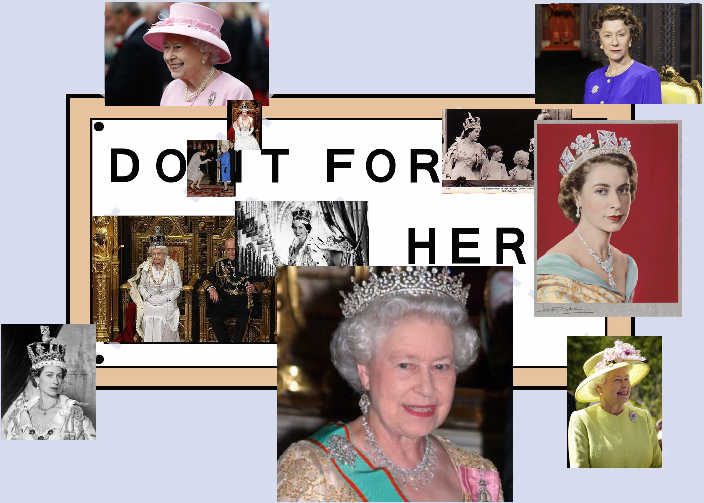 Do it for her - Queen