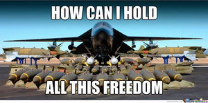 How can I hold all this freedom