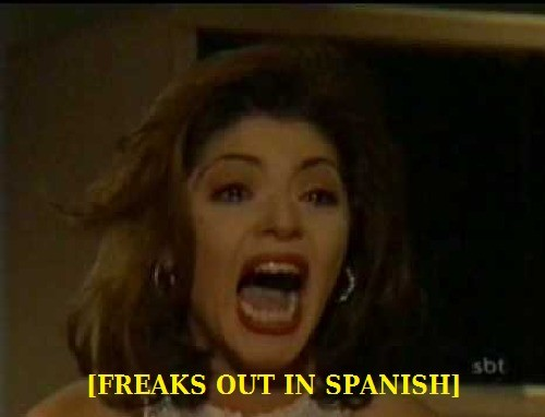 freaks out in spanish memes