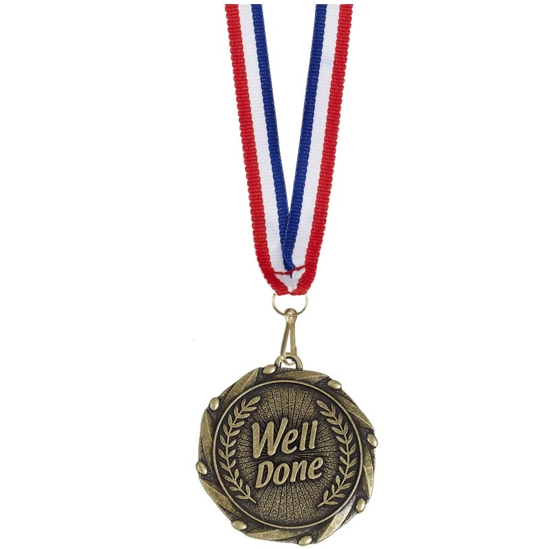 Meme Well Done Medal