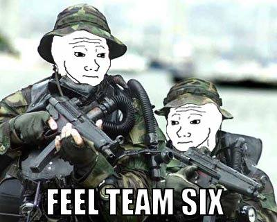 Meme Feel Team Six