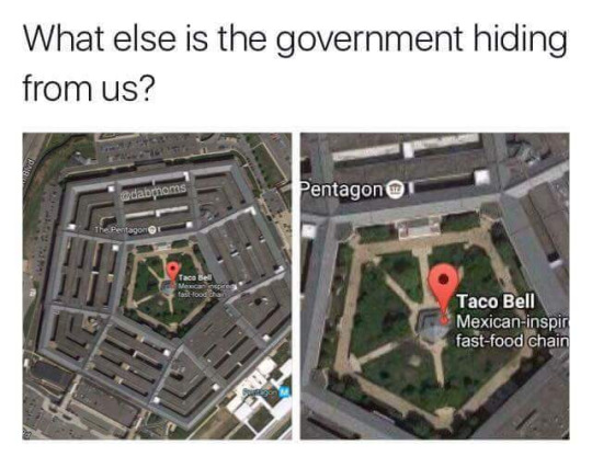 Meme What else is the government hiding from us?