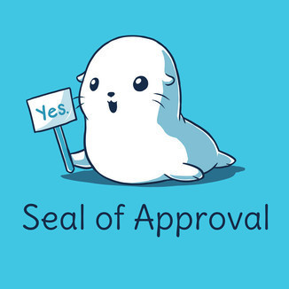 Meme Seal of approval