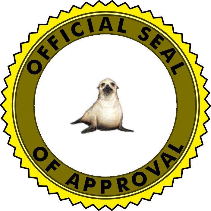 Meme Official Seal of Approval